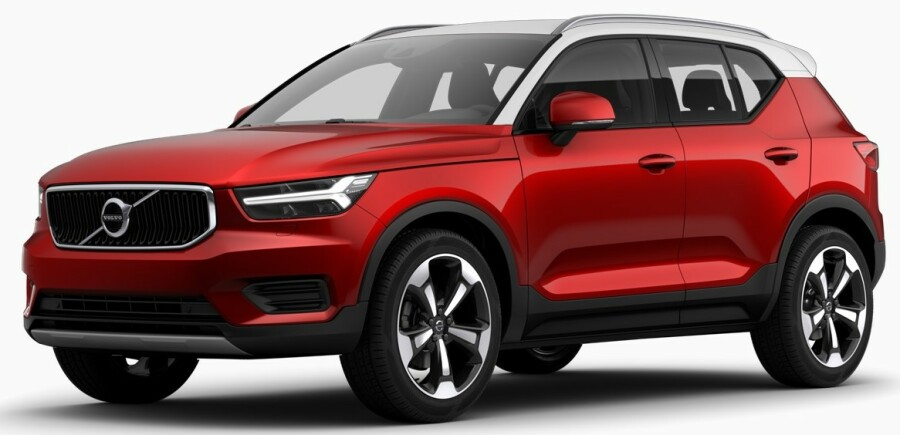 volvo xc40 volvo xc40 t3 2 0 benz n 115 kw 156 k. Black Bedroom Furniture Sets. Home Design Ideas