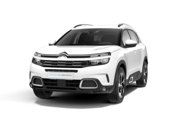 Citroën C5 Aircross SHINE 1.5 BlueHDi 96kW / 130k