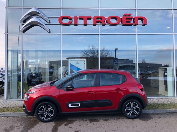 Citroën C3 Feel Pack 1.2 PureTech 60kW / 82k