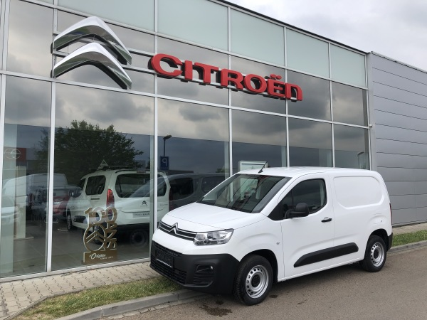Citroën Berlingo VAN Plus L1 1.5 BlueHDI 75kW/100k
